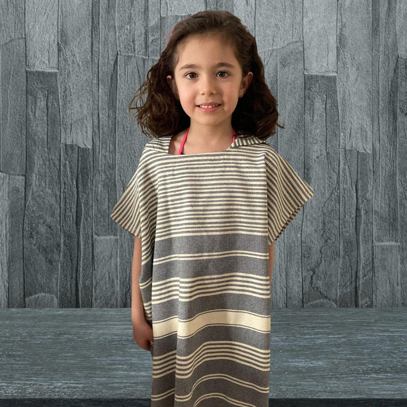 Kids Beach Poncho - Marine - Trimita