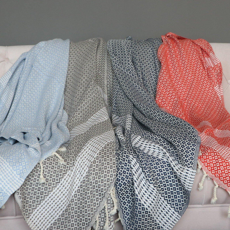 Turkish Hammam Towel | Kedigozu - Trimita