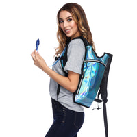 ECEEN Rave Backpack with 2L Water Bladder Bag