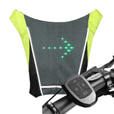 ECEEN LED Turn Signal Vest Bike Pack