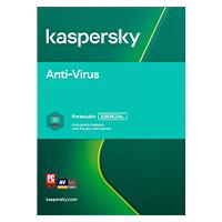 SD KASPERSKY ANTI-VIRUS, 1 USUARIO POR 2 AÑOS, DESCARGA DIGITAL