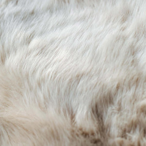 Vegan Fur and Bamboo Blanket