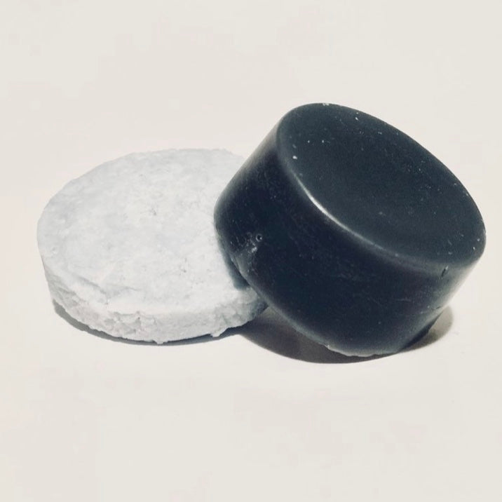 Shampoo & Conditioner Bar Set for Blondes