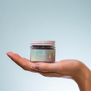 Dark Matter Clay Treatment