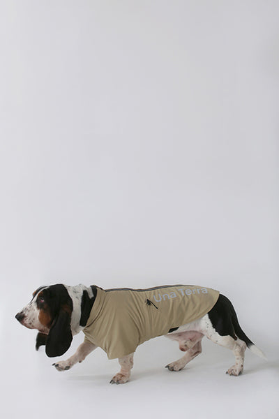 Una Terra Waterproof Vest with Hood &Waterproof Dog Vest