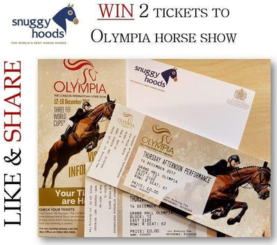 Win 2 x Tickets to Olympia Horse Show !!!!