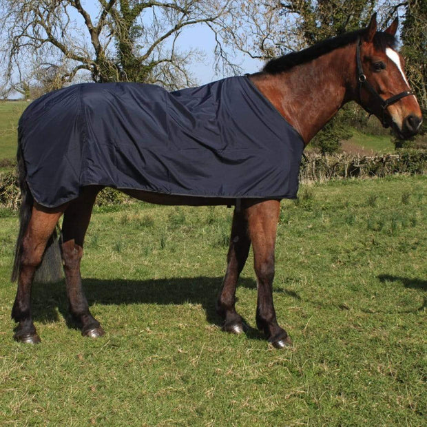 Lightweight Rug Liner - Stops rug rubs all over the body, ideal for keeping heavier top rugs clean - Snuggy Hoods