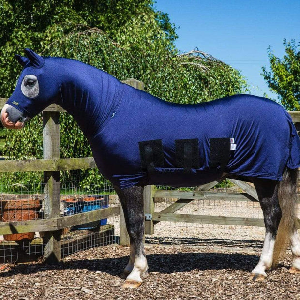 Lycra Body Rug/ Horse Lycra Rug - 3 Colours by Snuggy Hoods