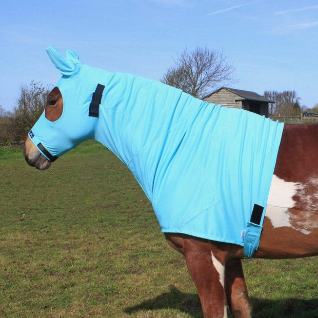 Snuggy Summer Turn Out Hood - Protect from midges, flies and UV