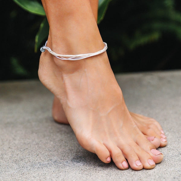 white sands anklets