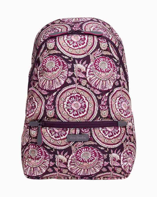 Midtown Convertible Backpack Lei Flowers