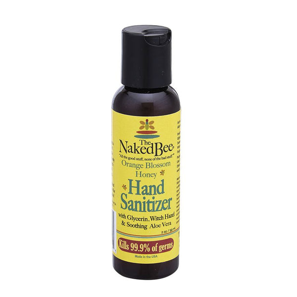 The Naked Bee Hand Sanitizer 2 oz.