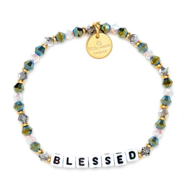 Blessed- Gratitude For Loved Ones Bracelet