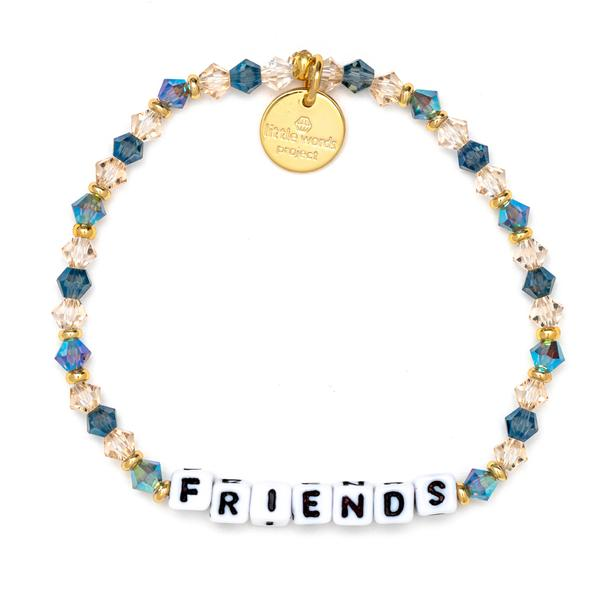 Friends- Gratitude For Loved Ones Bracelet