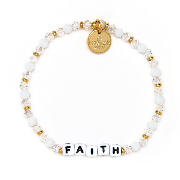 Faith - Reflection Bracelet