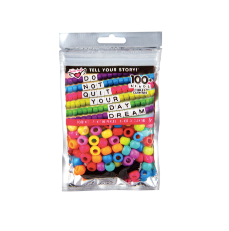 Tell your Story Bead Bag-Rainbow Pony