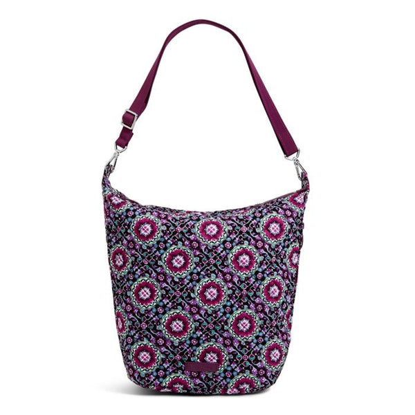 Carson Hobo Bag Lilac Medallion