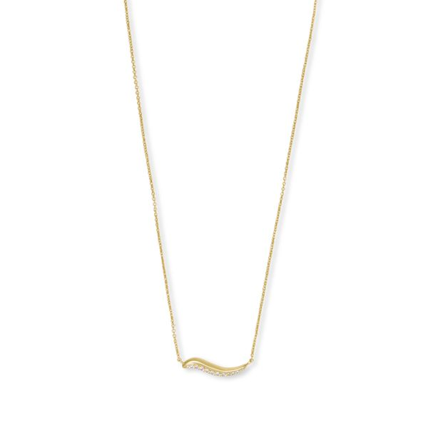 Jagger Gold Necklace
