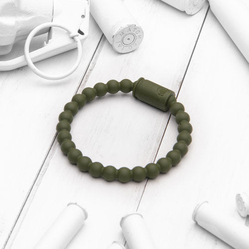 Active Bracelet, Military Green