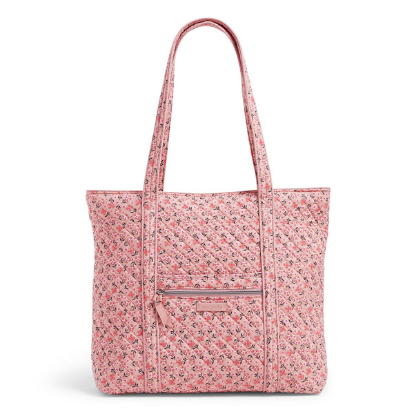 Vera Tote Bag in Sweethearts and Flowers