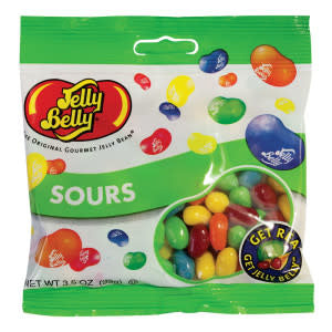Jelly Belly Beananza, Sours