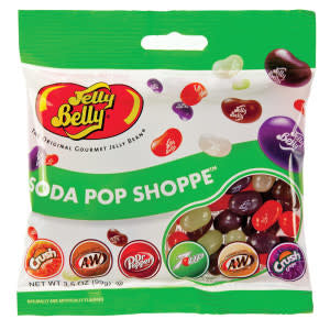 Jelly Belly Beananza, Soda Pop Shoppe