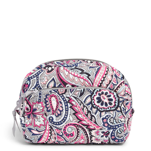 Medium Cosmetic Bag in Gramercy Paisley
