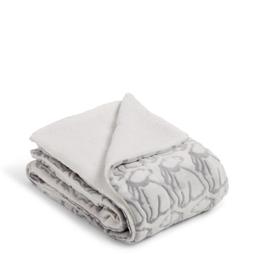 Cozy Life Throw Blanket Beary Merry