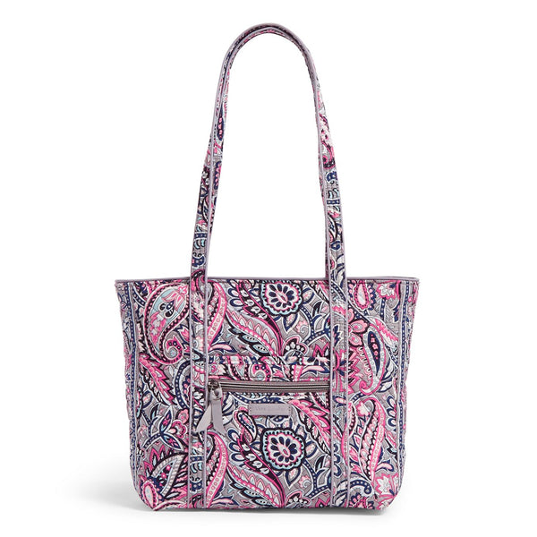 Small Vera Tote Bag in Gramercy Paisley