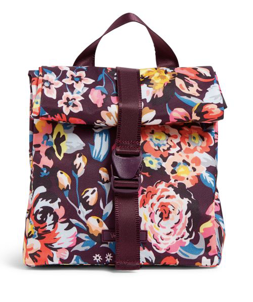 Lighten Up Lunch Tote Indiana Blossoms