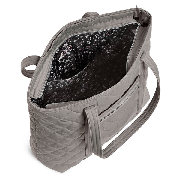 Vera Tote Bag in Tranquil Gray