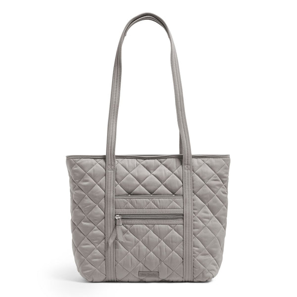Small Vera Tote Bag in Tranquil Gray