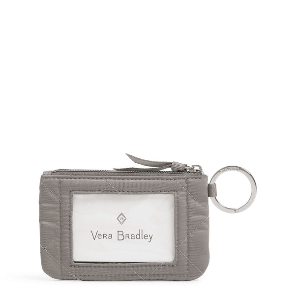 Zip ID Case in Tranquil Gray