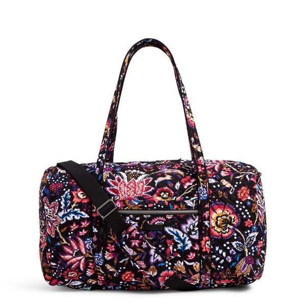 Lay Flat Travel Duffel Bag in Foxwood