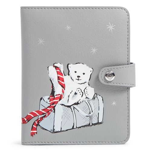Iconic RFID Passport Wallet Beary Merry