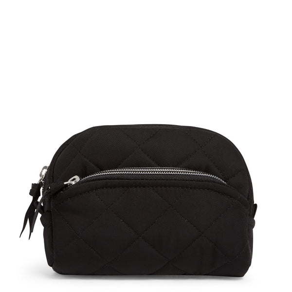 Mini Cosmetic Bag in Black