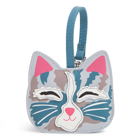 Iconic Whimsy Luggage Tag Cat's Meow