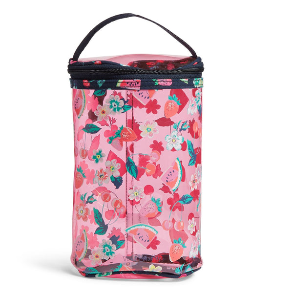 Lotion Bag in Rosy Garden Picnic