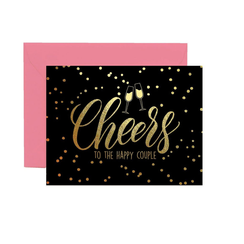 Mary Square Greeting Cards -Cheers