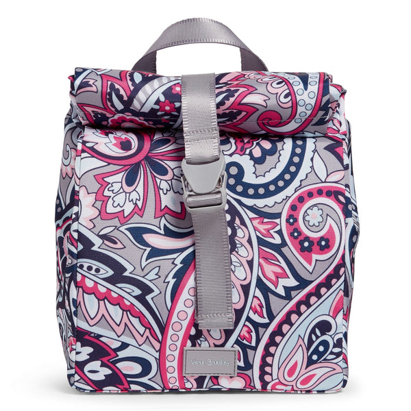 ReActive Lunch Tote in Gramercy Paisley