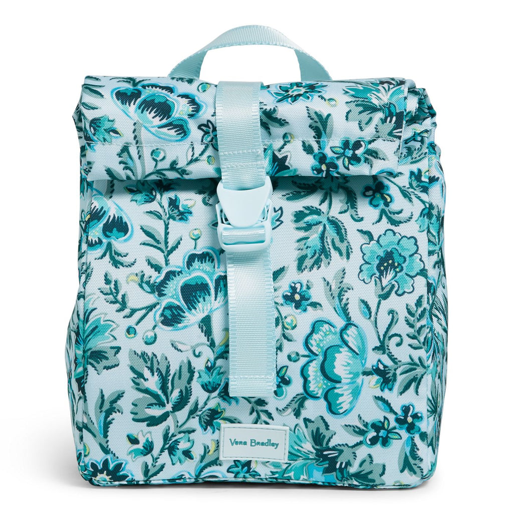 Reactive Lunch Tote in Cloud Floral