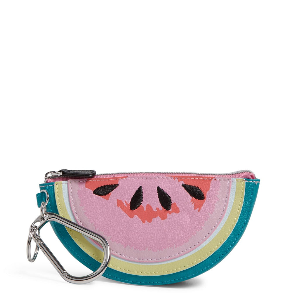 Watermelon Bag Charm  in Fruit Grove