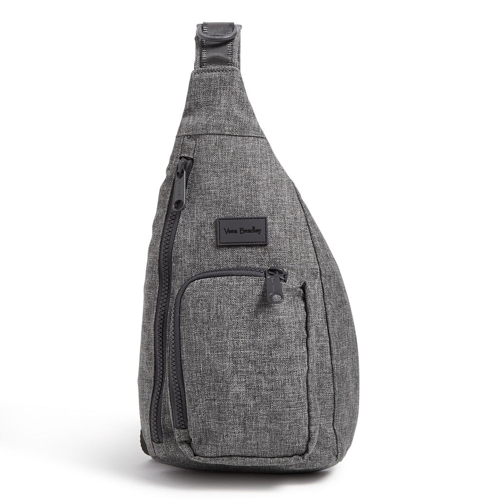 Reactive Mini Sling Backpack in Gray Heather