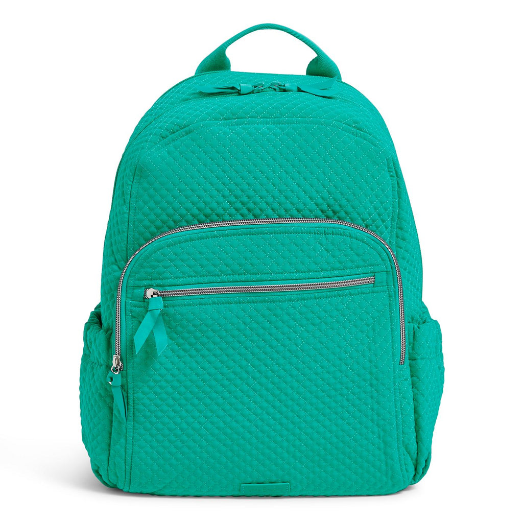 Campus Backpack in Peacock Blue