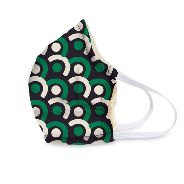 Vera Bradley - Adult Cotton Face Mask in Imperial Tile