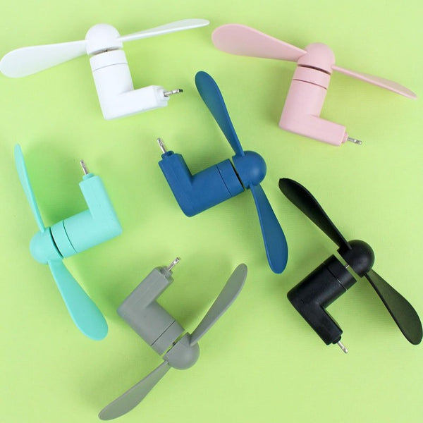 MINI BREEZE FAN FOR IPHONE