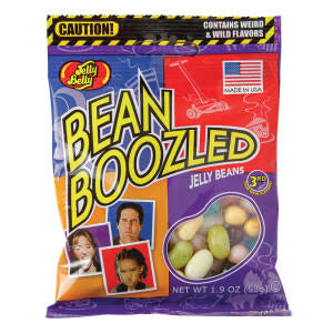 Jelly Belly Beanboozled, Peg Bag