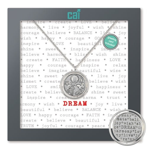 Dream Necklace- Silver