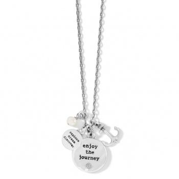 Anchor Bay Petite Trio Necklace