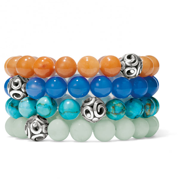 Contempo Chroma Stretch Bracelet